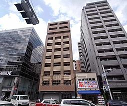 京都府京都市下京区五条通高倉西入万寿寺町の賃貸マンションの外観