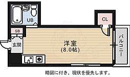 【敷金礼金0円!】第16深川ビル