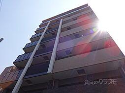 レジデンス塚本ヴィークス[2階]の外観