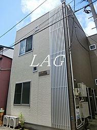 東京都江東区大島7丁目の賃貸アパートの外観