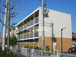 レオパレスSKY COURT(スカイコート)[3階]の外観