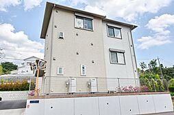 神奈川県海老名市大谷南2丁目の賃貸アパートの外観