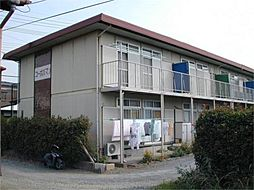 コーポハマノ[203号室]の外観