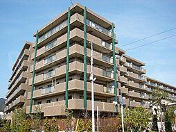 「藤和ライブタウン山科」[1階]の外観
