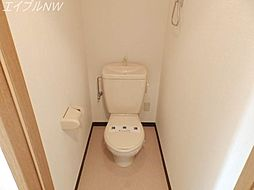フォーレストのトイレ