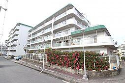 桃山台グリーンマンション[5階]の外観