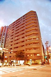 リーガル四ツ橋筋[11階]の外観