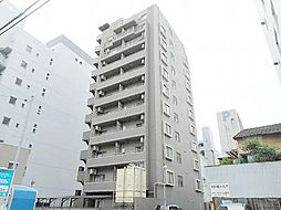 京橋森野ビル--[205号室]の外観