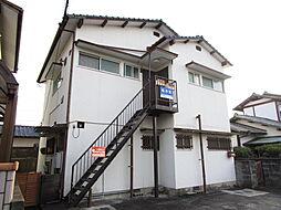 亀井荘[201号室]の外観
