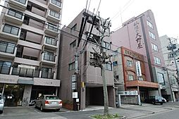青木ビル[4階]の外観