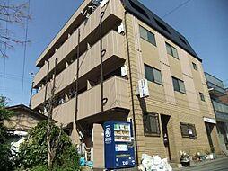 大阪府大阪市住之江区泉1丁目の賃貸マンションの外観