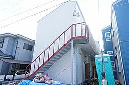 ソレイユ富士見[201号室]の外観