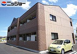 ネオ・コスモ加木屋A[2階]の外観