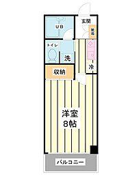 レクス471[2階]の間取り