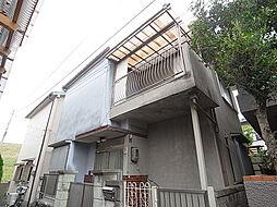 [一戸建] 大阪府茨木市平田2丁目 の賃貸【/】の外観
