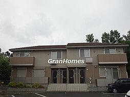 兵庫県神戸市西区平野町慶明の賃貸アパートの外観