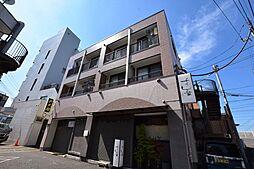 神奈川県海老名市中央1の賃貸マンションの外観