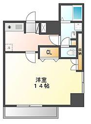 キャノンピア鶴舞[7階]の間取り
