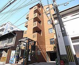 京都府京都市中京区小川通六角上ル猩々町の賃貸マンションの外観