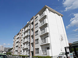 井堀南団地 4号棟[2階]の外観
