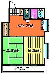 八千代台駅 3.4万円