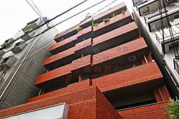 大阪府大阪市天王寺区生玉前町の賃貸マンションの外観