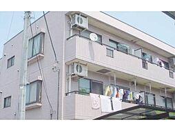 東京都国立市西3丁目の賃貸マンションの外観