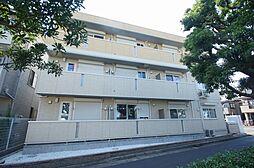神奈川県横浜市鶴見区尻手1丁目の賃貸アパートの外観
