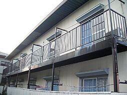 ハイツ赤沼 2号棟[1階]の外観