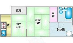 岸里玉出駅 3.0万円