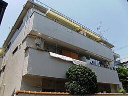 和美マンション[3階]の外観