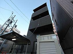 愛知県名古屋市中区新栄1丁目の賃貸アパートの外観