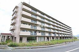 岡山県岡山市中区沢田丁目なしの賃貸マンションの外観