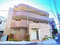 東京都西東京市富士町6丁目の賃貸マンションの外観