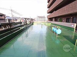 東千里OMパレス[8階]の外観