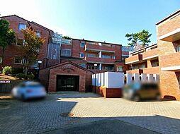 神奈川県藤沢市鵠沼橘2丁目の賃貸マンションの外観