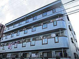 大阪府寝屋川市高宮新町の賃貸マンションの外観