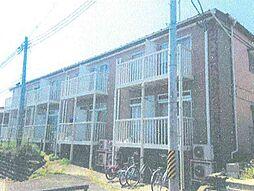 宮城県仙台市青葉区北山3丁目の賃貸アパートの外観