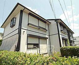 京都府京都市西京区上桂今井町の賃貸アパートの外観