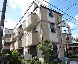 東京都板橋区赤塚新町3の賃貸アパートの外観