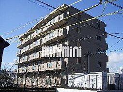 静岡県静岡市駿河区中島の賃貸マンションの外観