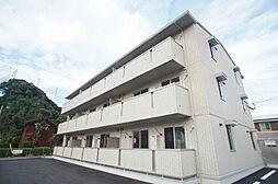 (仮)D-room阿恵II[1階]の外観