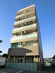 今泉新町1Kマンション[5階]の外観