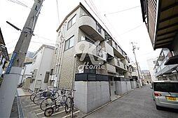 兵庫県神戸市長田区若松町1丁目の賃貸アパートの外観