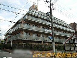 グラン・ドムール新丸太町[505号室]の外観
