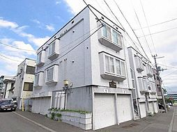 サンコート栄通13A棟[3階]の外観