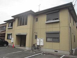 兵庫県姫路市大津区恵美酒町1丁目の賃貸アパートの外観