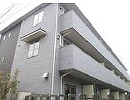 東京都文京区目白台3丁目の賃貸アパートの外観