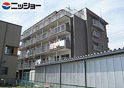 花原マンション[3階]の外観