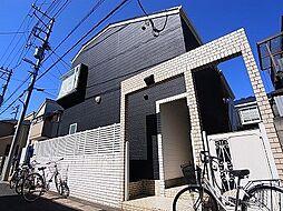 ジョイフル松戸[107号室]の外観